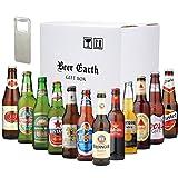 世界12カ国のビール 飲み比べ 12本セット (正規輸入品)【AMAZON.CO.JP限定 ステンレス栓抜きプレゼント】 専用ギフトボックスでお届け