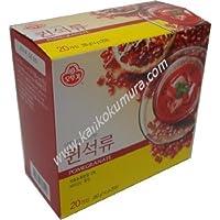 オットゥギ 三和食品 ざくろ茶 280g (14g×20包入り)