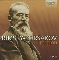 リムスキー・コルサコフ:作品集