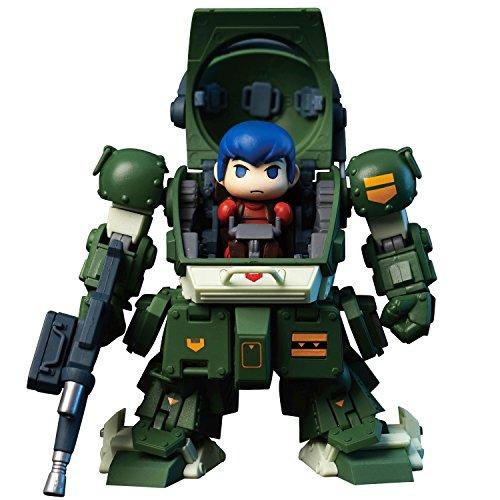 【フィギュア】超良く出来てるデフォルメスタイルの「スコープドッグ」と「ブルーティッシュドッグ」【装甲騎兵ボトムズ】