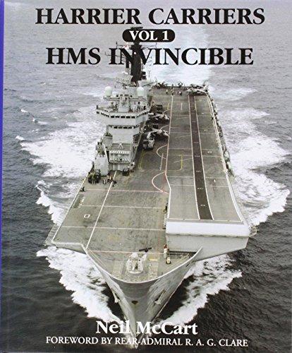 Harrier Carriers: HMS