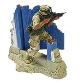 UNIMAX 1/32 アメリカ海兵隊 ロドリゲス伍長 バクダッド 2003年
