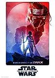 映画 スター・ウォーズ スカイウォーカーの夜明け ポスター 42x30cm Star Wars The Rise of Skywalker スターウォーズ レイ カイロ レン デイジー リドリー R2D2 R2-D2 C3PO [並行輸入品]