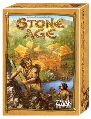 ストーンエイジ (Stone Age) ボードゲーム