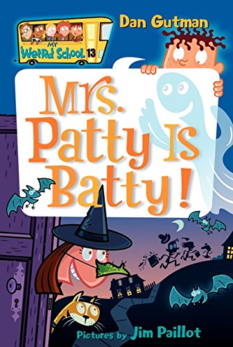 My Weird School #13: Mrs. Patty Is Batty!の詳細を見る