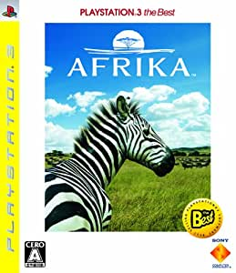 AFRIKA PLAYSTATION 3 the Best