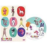 Goomies ENGLISH FOR KIDS 幼児英語 DVD グーミーズ ソナタ株式会社