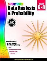 Spectrum Data Analysis and Probability Grades 6-8