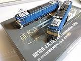 TOMIX 碓氷峠 EF63形電気機関車(3次形・青色)セット