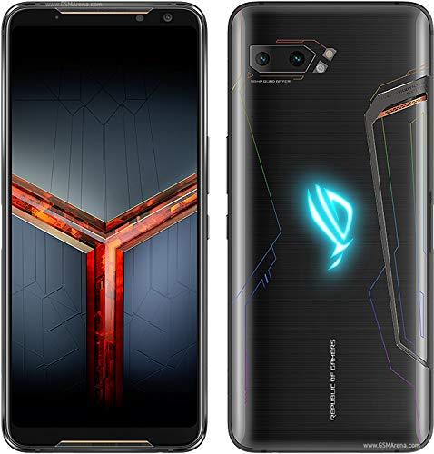 ASUS ROG Phone II Dual SIM (ZS660KL) Tencent版 ゲーミングスマートフォン(SIMフリー) 8+128GB / 6.59