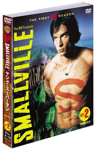 SMALLVILLE/ヤング・スーパーマン 1stシーズン 後半セット (12~21話・5枚組) [DVD]の詳細を見る