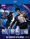 Doctor Who: Complete Fifth Season [Blu-ray] [Import] / Matt Smith, David Tennant, Jenna Coleman, Karen Gillan, Arthur Darvill (出演); Chris Chibnall (Writer); Adam Smith, Andrew Gunn, Ashley Way, Catherine Morshead, Euros Lyn (監督)