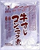 オタフク 牛すじコンニャク煮 500g