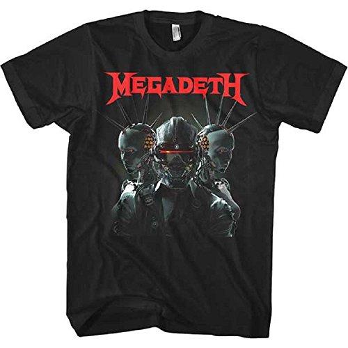 [해외]결성 35 주년 기념 MEGADETH 메가데스 - DYSTOPIA | T 셔츠 | 남성 공식 | 공식/Formation 35th Anniversary MEGADETH Megadeth - DYSTOPIA | T-shirt | Men`s Official | Official