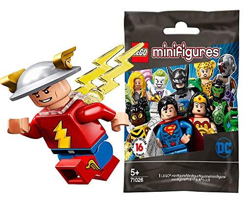 レゴ(LEGO) ミニフィギュア DCスーパーヒーローズ シリーズ フラッシュ│Classic Flash (Jay Garrick) 【71026-15】