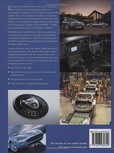 Jaguar XK8: The Complete Story (Crowood Autoclassics)