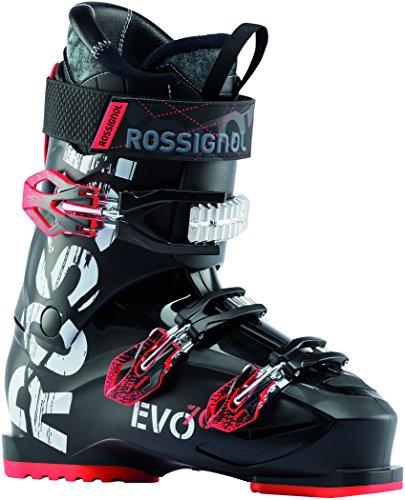 ロシニョール スキーブーツ メンズ EVO 70 BLACK/RED RBH8160 BK/RD 26.5