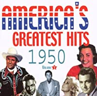 America's Greatest Hits 1 1950