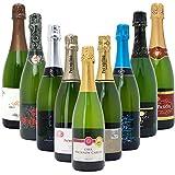 本格シャンパン製法だけの厳選泡9本セット(750mlx9本ワインセット)