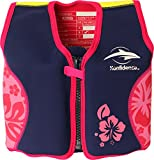 Konfidence 【スイミング用ジャケット】 コンフィデンス・ジャケット/S/ハイビスカス AKKF0050102