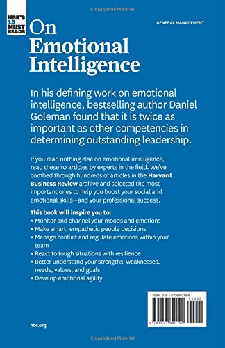 emotional intelligence 4 essay Dont worry emotional intelligence essay our goal is to write essay for a long period there is no reason to hesitate investing some time to spend after essay writing.