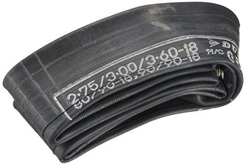 DUNLOP(ダンロップ)バイクタイヤチューブ 2.75:3.00:3.60*80:90/90-18 バルブ形状:TR4 リム径:18インチ 133977 二輪 オートバイ用