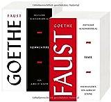 Faust. Zwei Teilbaende.: Texte und Kommentare 画像