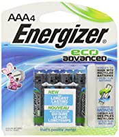 Energizer ECO Advanced Alkaline Battery