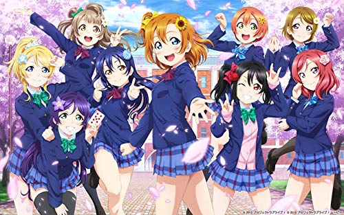 ラブライブ!  9th Anniversary Blu-ray BOX Forever Edition (初回限定生産)
