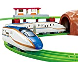 プラレール にぎやかアナウンス! サウンドE7系新幹線かがやきレールセット (初回版)