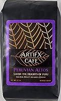 Artifx Cafe Peruvian Altos Coffee 12 oz Whole Bean