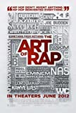 Somethingから何も: The Art of Rapポスター11?x 17???28?cm x 44?cm ( 2012?)