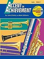 Accent on Achievement, Book 1: Flute