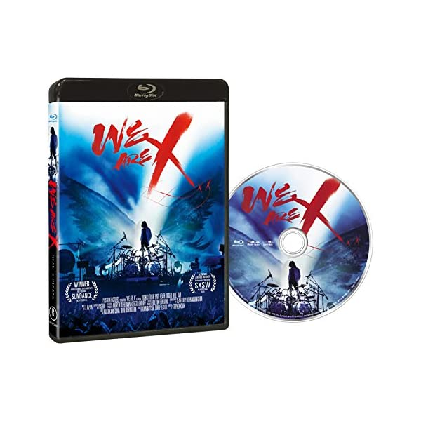 WE ARE X Blu-ray スタンダード・...の商品画像