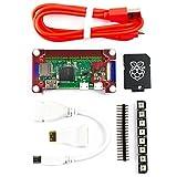 Pimoroni Pi Zero W Starter Kit - スターターキット Raspberry Pi Zero W