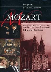 Requiem / Mass in C Minor [DVD] [Import]