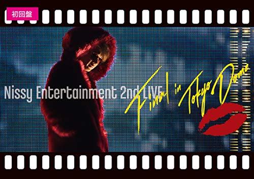 【メーカー特典あり】Nissy Entertainment 2nd LIVE -FINAL- in TOKYO DOME(Blu-ray Disc2枚組)(A2サイズポスター付)