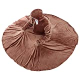 BIBILAB (ビビラボ) セルフこたつ 着る毛布 Lサイズ 2018モデル HFK-L-BG