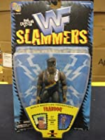 WWF: Slammers Series 1 Faarooq 5 inch Action Figure by WWF