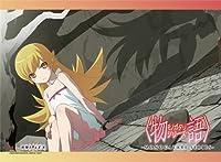 物語シリーズ 忍野忍 横長 タペストリー 約80x110cm 布製ポスター