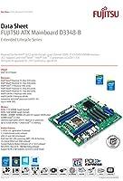 Fujitsu拡張ライフサイクルd3348-b ATXマザーボードソケットlga2011-r3