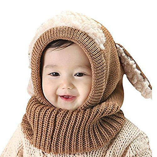 iCasso赤ちゃん帽子  ベビー キッズ 子供用の可愛いウ...