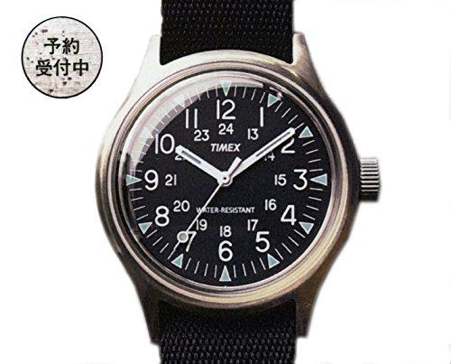 [タイメックス] TIMEX 日本企画限定モデル キャンパー36mm ステンレススティールケース ナイロンストラップ TW2R58300 【正規輸入品】