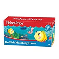 Cardinal Go Fish Matching Game [並行輸入品]