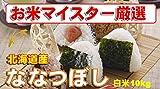 北海道産 白米 ななつぼし 10kg (5kg×2) (検査一等米) 平成28年産