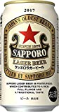 サッポロ ラガービール 缶 350ml×6缶パック×2パック