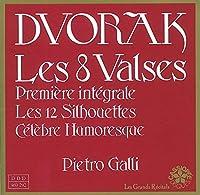 DVORAK/ 8 VALSES op54