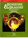 Rahasia: For Character Levels 1-3 (Dungeons & Dragons) [ペーパーバック] / Tracy Hickman, Laura Hickman (著); Wizards of the Coast (刊)