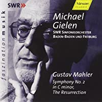 Mahler: Symphony No. 2 in C minor, The Resurrection / Kurtag: Stele / Schoenberg (2000-09-26)