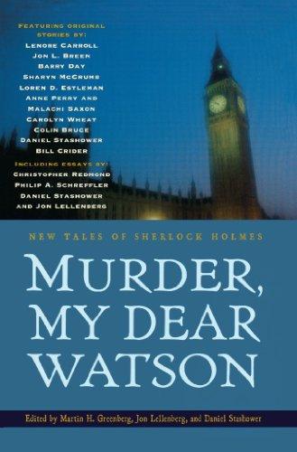 Murder, My Dear Watson: New Tales of Sherlock Holmesの詳細を見る